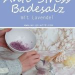 Making bath salt yourself is not difficult. Depending on the complaint come different ...
