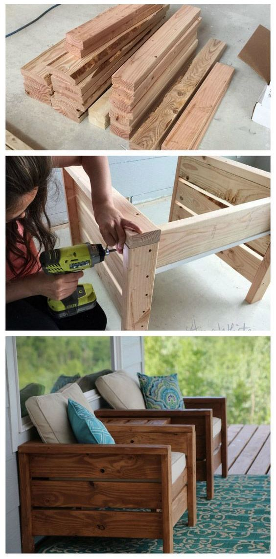 Inspiration Board: A summer project that I can not wait! Holzbearbeitu ...