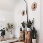 How to make a decorative tree stump side table #baumstumpf #bei ...