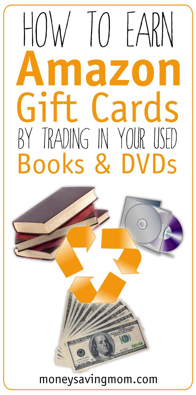 Have you tried the Amazon Trade-In Program? It's a free & easy way to earn A...