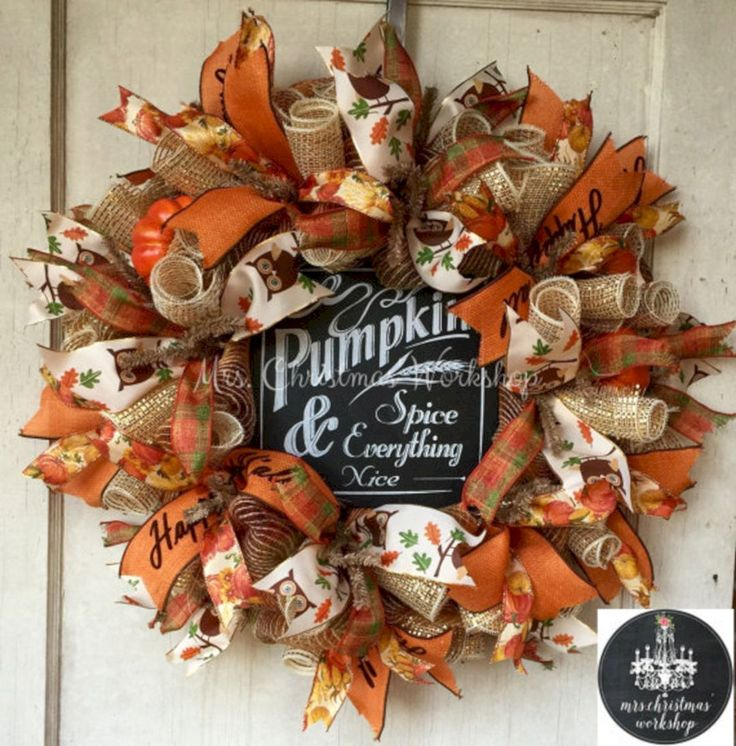 Epic Best Ideas To Create Fall Wreaths Diy: 115+ Handy Inspirations goodsgn.com/...
