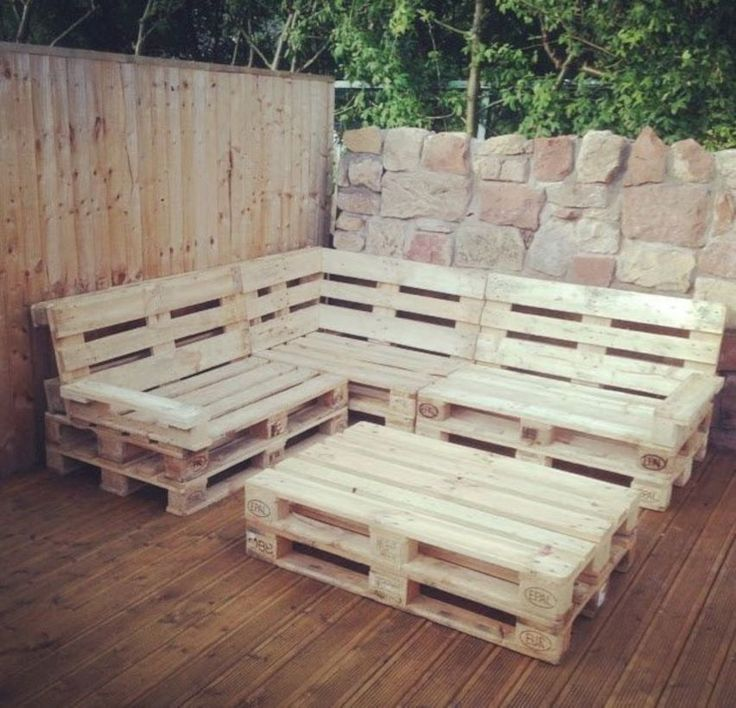 Fantastic 39 wonderful DIY outdoor pallet furniture ideas for your dream home