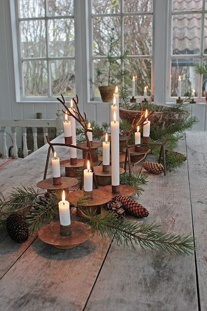 super Weihnachtsdekoration #christmasdecor #farmhousestyle #christmas #christmas...