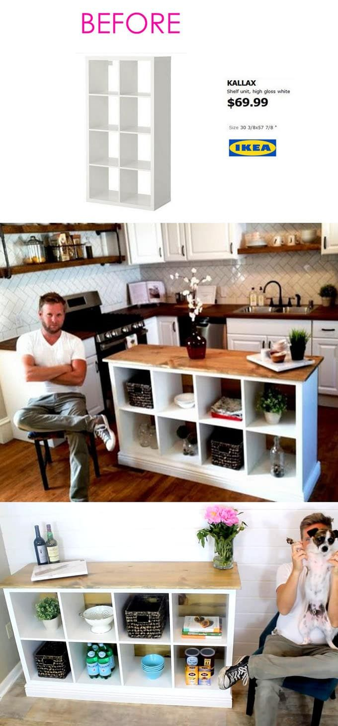 20+ Smart and Gorgeous IKEA Hacks: save time and money with functional designs a...