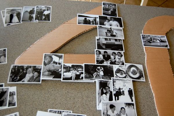 Arranging letters or numbers from photos with a cardboard carrier ... - #Order #a ...