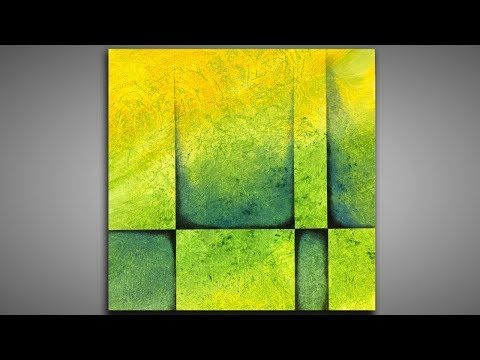 Depth and Texture / Abstract Painting / 146 / Cellophane / Acrylics / Painting T...