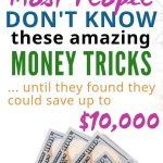 People never pay attention to these money tips until they found they could save ...