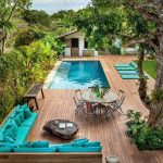 inspired poolside décor for beautiful outdoor spaces - #beautiful #beauty #Deco...