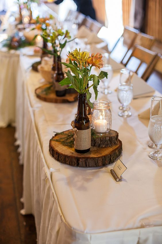Vintage Wedding: DIY Upcycling Ideas for a Stunning Home Decoration # Xmas ...