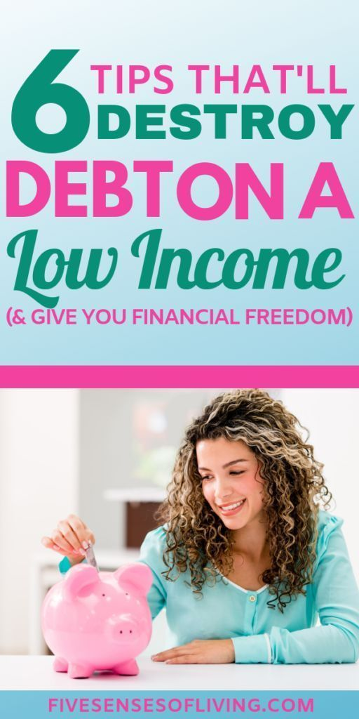 6 Money Management Tips To Destroy Debt And Create A Life of Freedom Personal fi...
