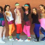 Make 80s theme party outfit yourself - ideas for re-styling #partydeko #workou ...