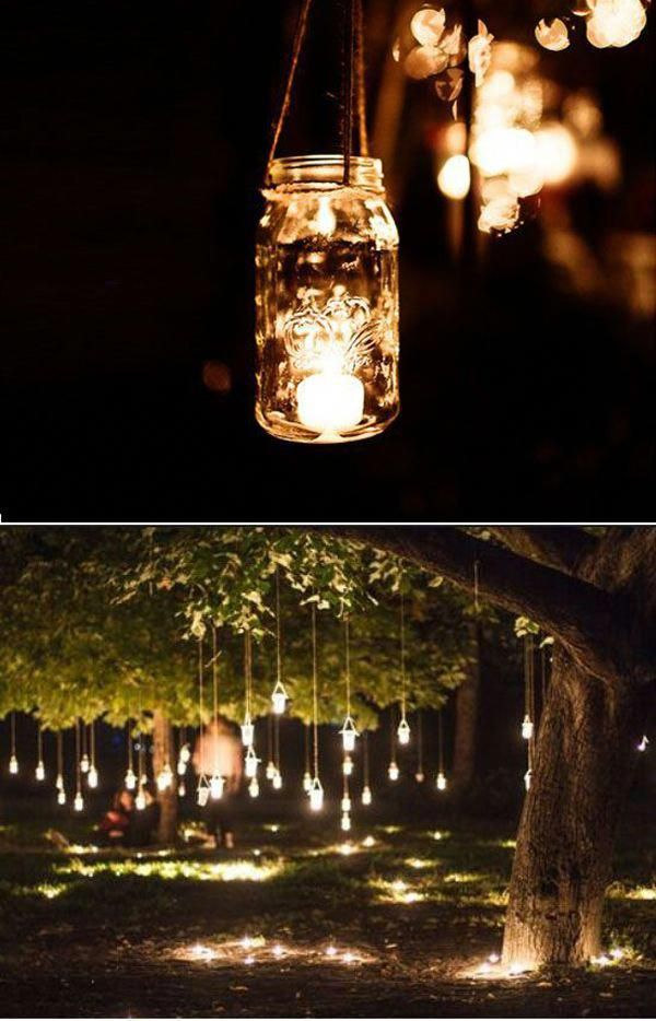 25 Cheap And Simple DIY Wedding Decorations   #cheap #decorations #simple #weddi...