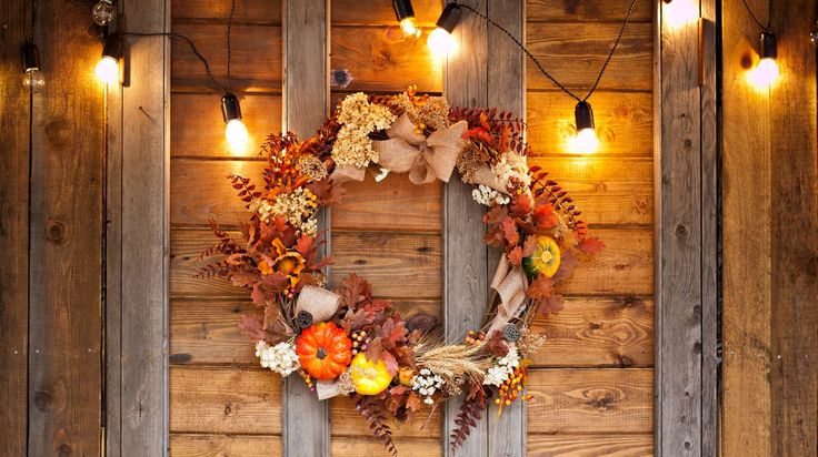 9 Fun Fall Wreath Ideas | How To Make Front Door Wreaths | DIY Projects  ||  Fin...