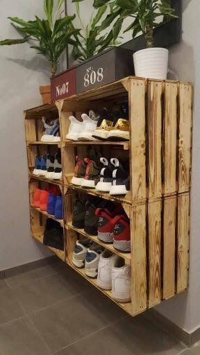 100 amazing ideas for the organization of wardrobes (the secret ...