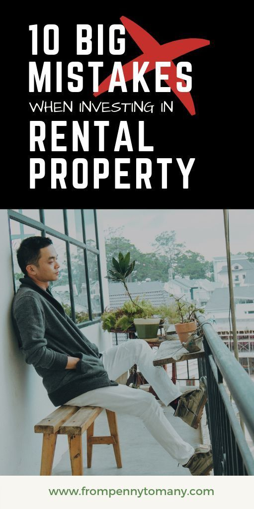 10 BIG MISTAKES IN INVESTING IN RENTAL PROPERTIES 📛 From Penny to Many | Inv ...