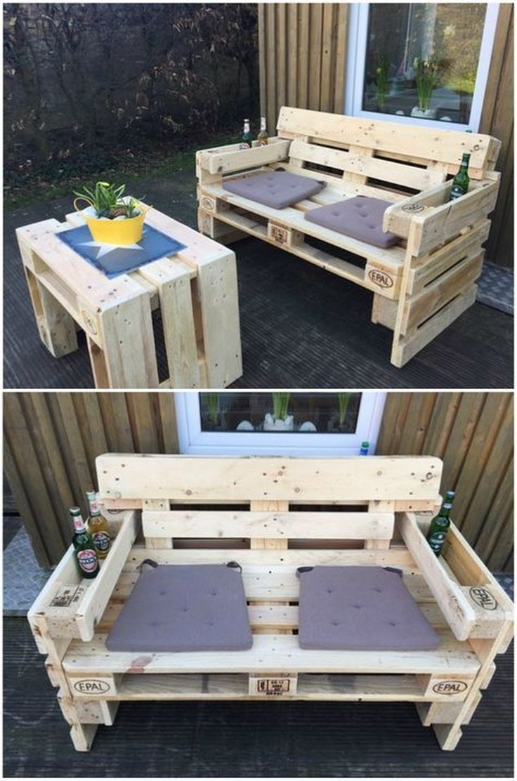On the off chance that you get some information about the wood pallet reusing10 ...