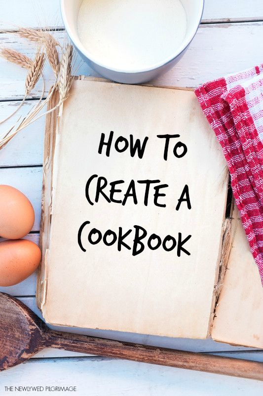How To Create a Cookbook [Tutorial] This tutorial on 'How To Create a Cookbo...