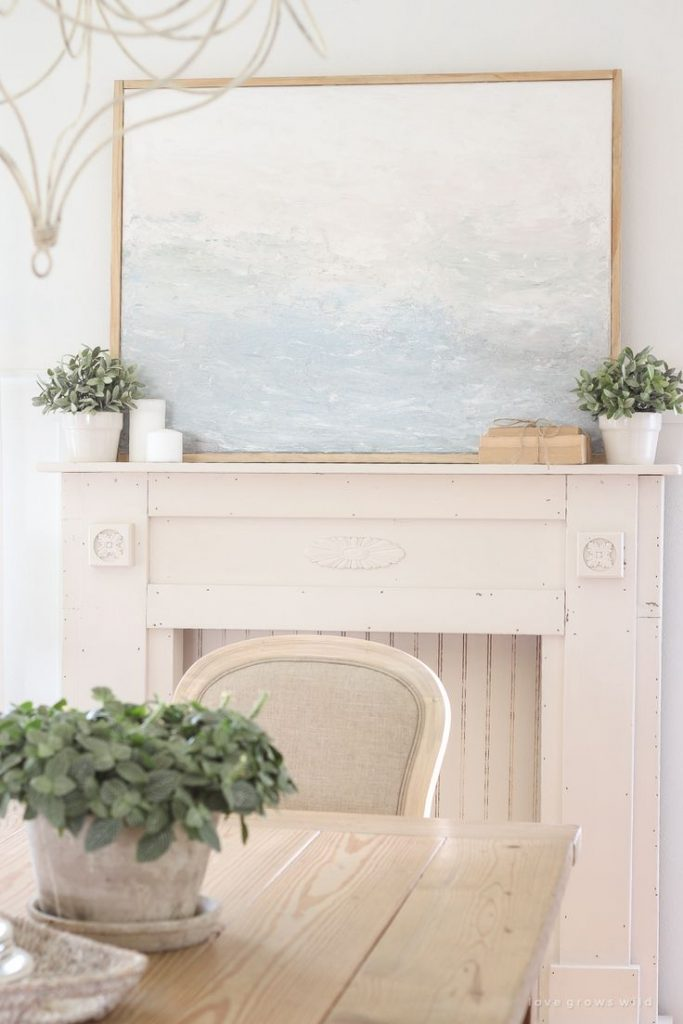 Learn how to decorate on a budget by creating beautiful art for your home with t...