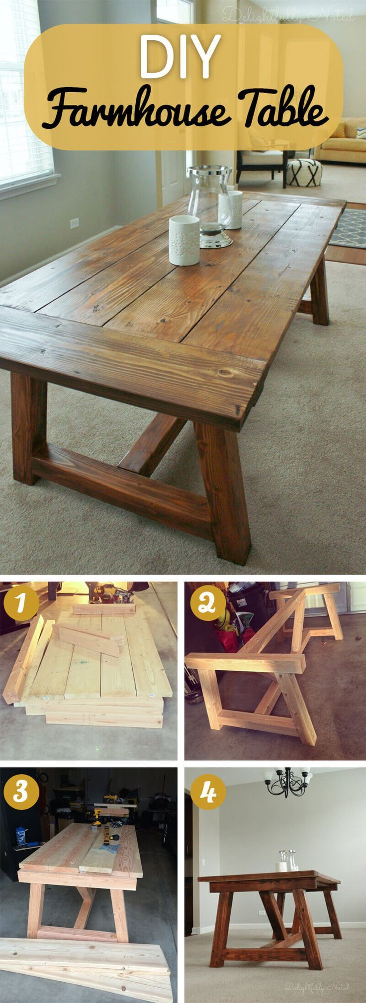 Build the Designer Table You Can't Afford