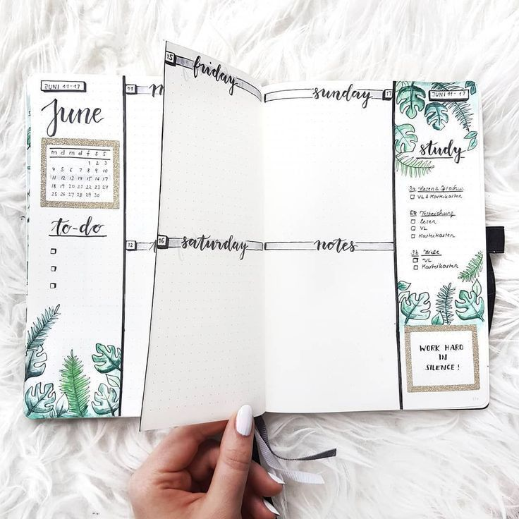 Easy Bullet Journal, How to Make a Creative Way to Realize Organized Life #bulle...
