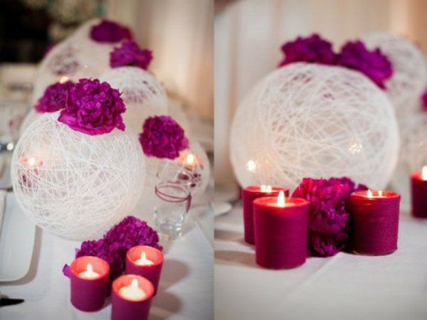 60 inexpensive decoration ideas for the perfect DIY wedding