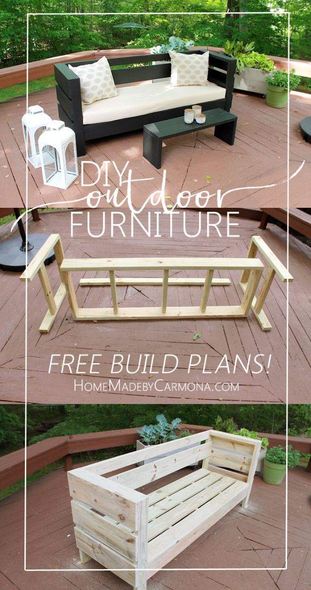 16 charming DIY ideas that you should consider to enhance your outdoor ...