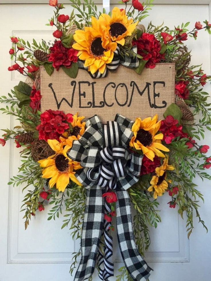 Best Ideas To Create Fall Wreaths Diy: Top 30 Handy Inspirations – GooDSGN