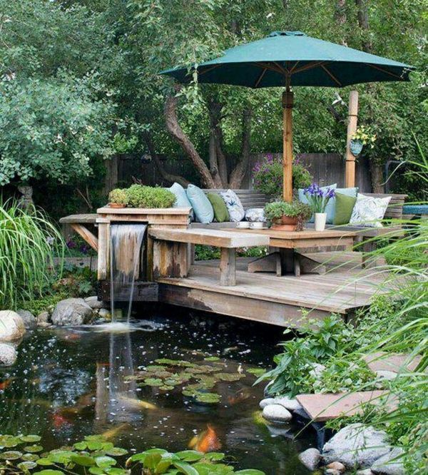 122 pictures for garden design - stylish garden ideas for you