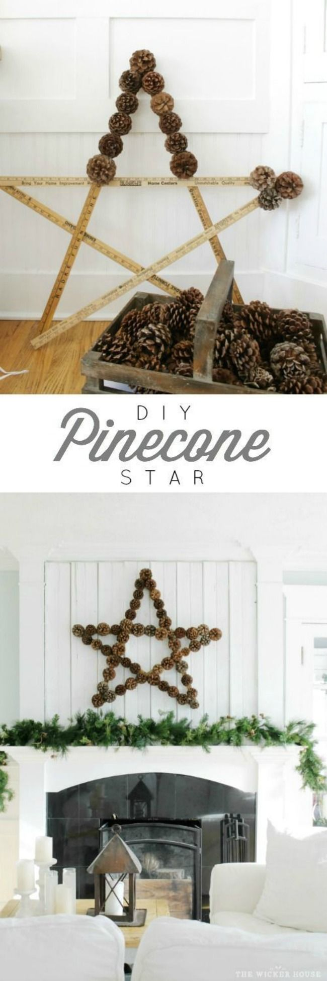 I guarantee that you are going to want to start collecting pine cones when you s...