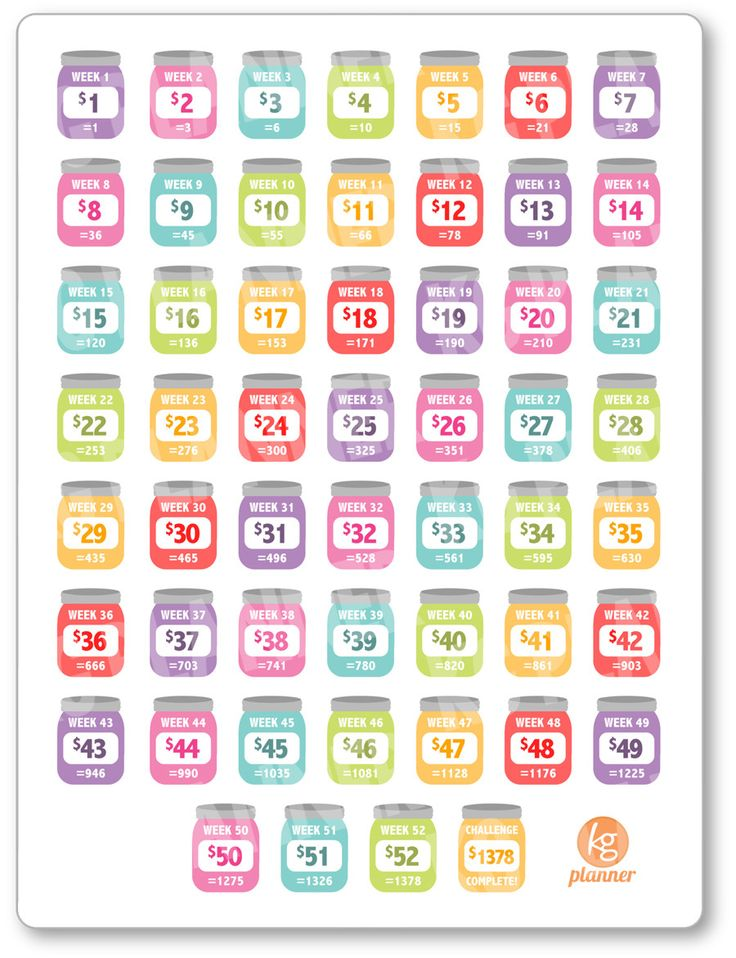 We've just added Rainbow ORIGINAL ... to the shop! Check it out at plannerpenny....