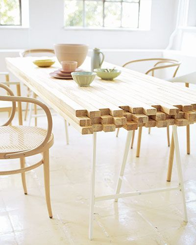 this would be an alternative to expensive wood ... #Estisch itself build ...