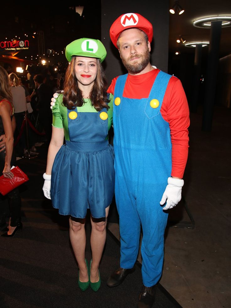 Couple Costume for Carnival: Seth Rogen's costume is still from Halloween ...