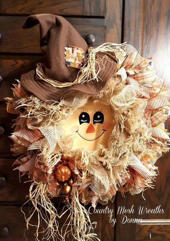20 Amazing DIY Wreaths to Craft This Fall Fall is the fascinating season and we ...