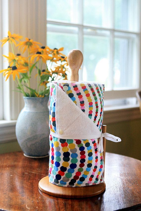 This listing refers to a set of 12 reusable paper towels.