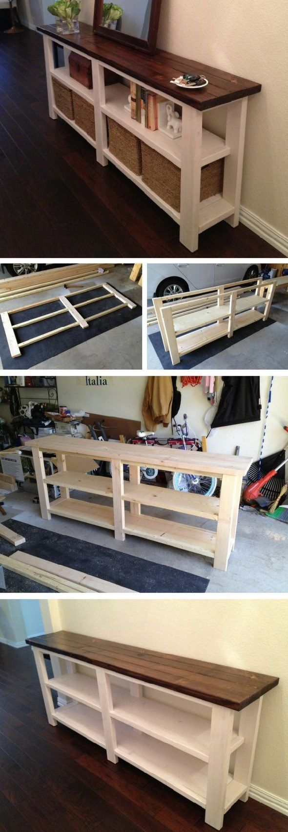 Best Amazing DIY Furniture Ideas to Steal (32) – BosiDOLOT