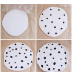 DIY DECO - Make your own deco plate - Table decoration - Gift - Christmas gift