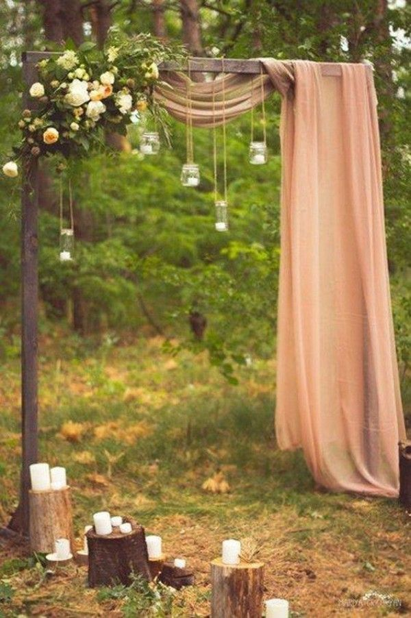Outdoor Wedding Large Curtains #design #decor #decoration #design #home textiles