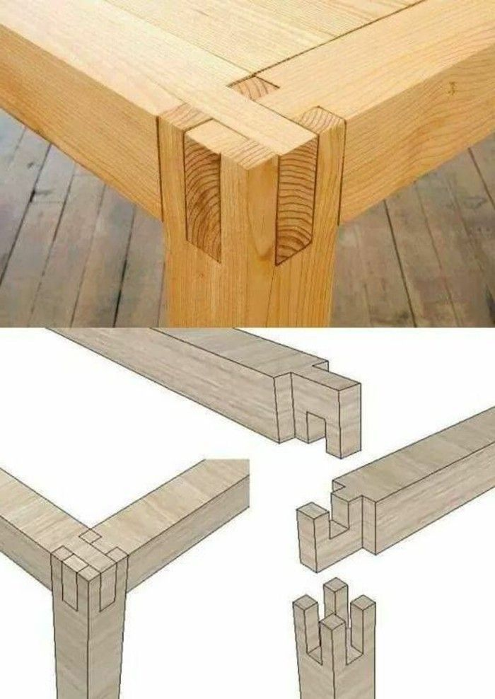 diy furniture home decor itself make table from wood brew yourself