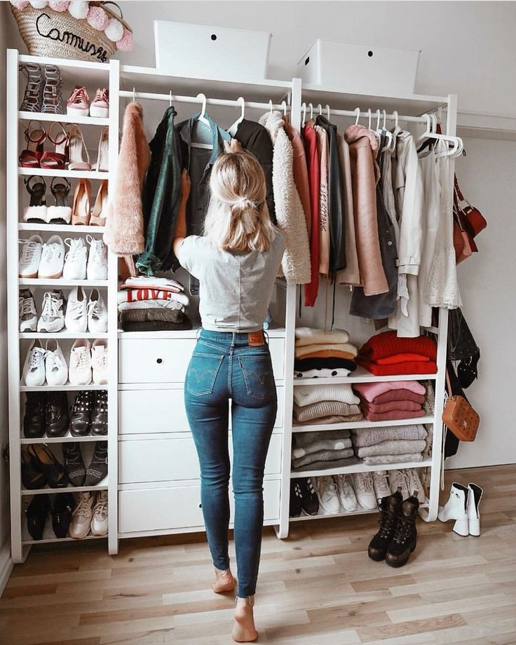 21+ Best Closet Organization Ideas You'll Want to Steal Immediately - #closet #i...