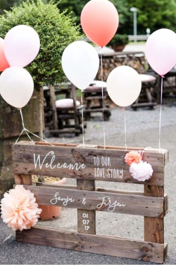 Budget wedding reception ideas for the couple trying to save money #budge ...