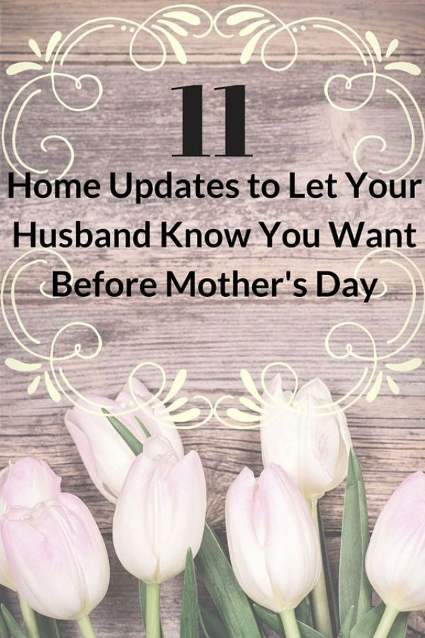 11 Updates to Let Your Husband Know You Want Before Christmas #pinforlater #chri...
