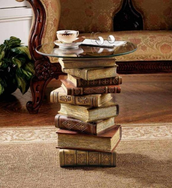 old-books-recycle-diy-table-of-books