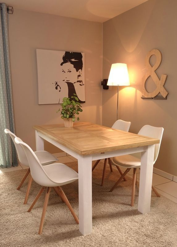 DIY: Pallet dining table Béas Blog # Dining room # modern # furniture