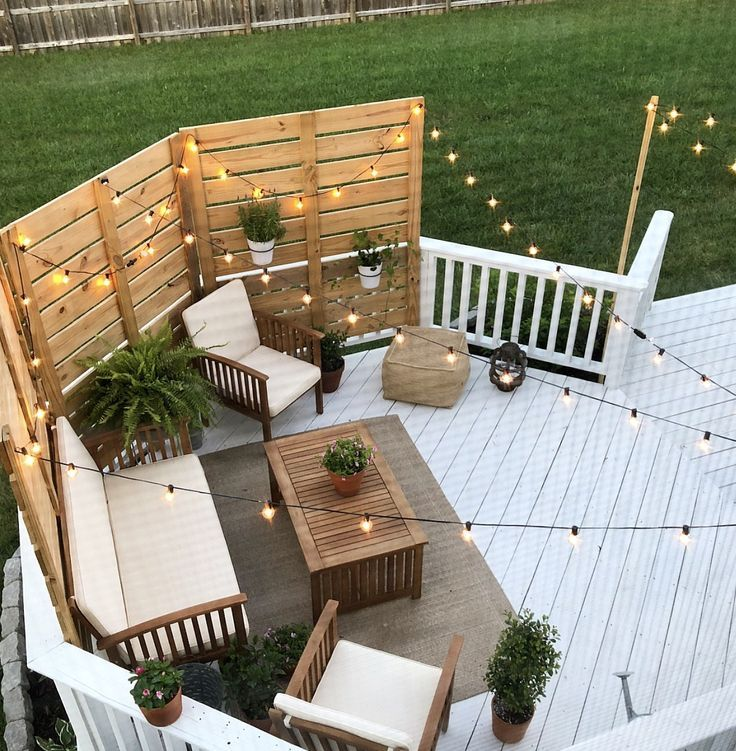 Deck Makeover Teil II - Ein Carrie & # 39; d Affair Blog - #Affair #amp #Blog #C...