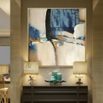 SALE! Abstract Oil Painting Abstract Painting Oil Painting Modern Art Texture Ar...