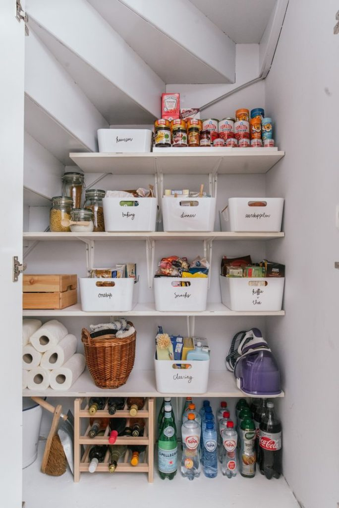 Tips for clearing your pantry, #abraumen # your #speed chamber #tips
