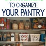 Pantry organization dollar store, pantry organization dollar tree, pantry dollar...