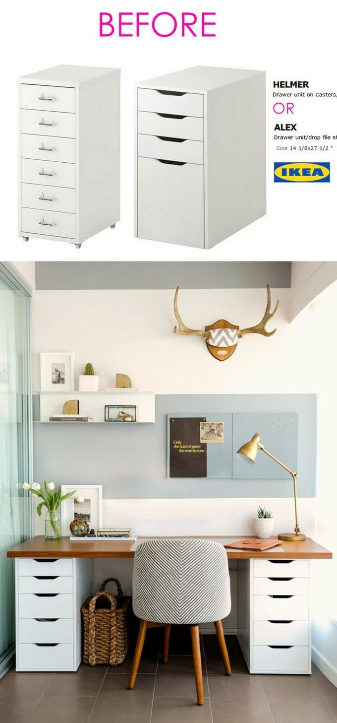 20+ smart and beautiful Ikea hacks (and great tutorials) #art ...