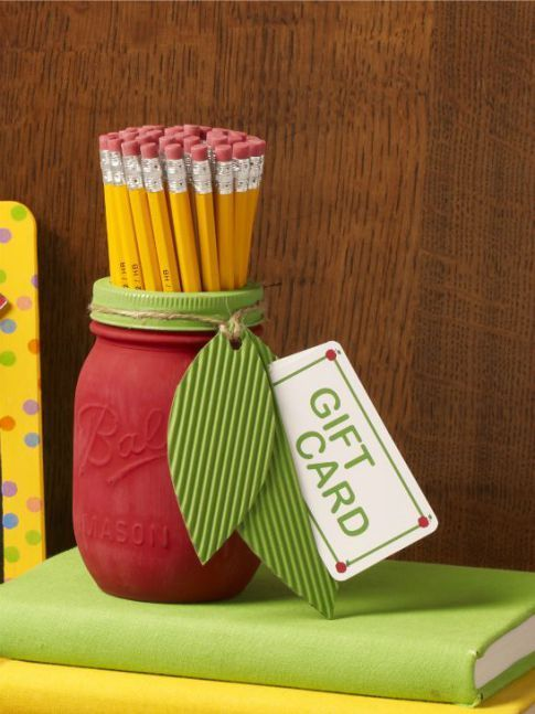 DIY teacher gift that are super easy and affordable!
