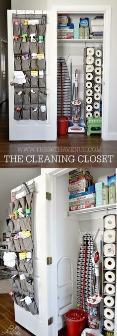 31 Best DIY Organizing Ideas for the New Year - W * Household - #Best ...
